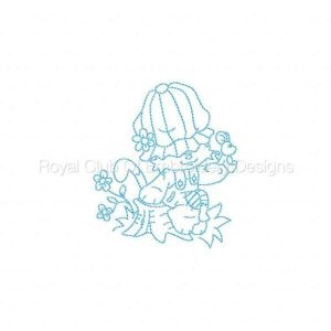Royal Club Of Embroidery Designs - Machine Embroidery Patterns BW Kitties Set