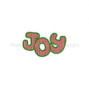 Royal Club Of Embroidery Designs - Machine Embroidery Patterns Christmas Fun Set