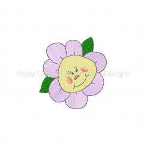 Royal Club Of Embroidery Designs - Machine Embroidery Patterns Darlings Of Spring Set