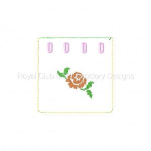 Royal Club Of Embroidery Designs - Machine Embroidery Patterns All Occasion Gift Bags Set