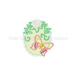 Royal Club Of Embroidery Designs - Machine Embroidery Patterns Almost Spring Set