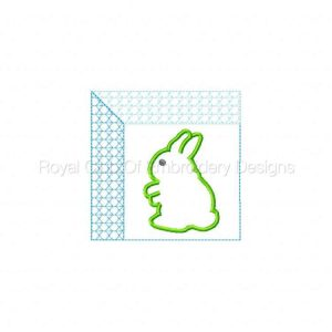 Royal Club Of Embroidery Designs - Machine Embroidery Patterns Applique Animal Quilt Windows Set
