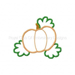 Royal Club Of Embroidery Designs - Machine Embroidery Patterns Applique Fall Time Set
