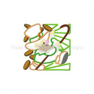 Royal Club Of Embroidery Designs - Machine Embroidery Patterns Applique Saint Pattys Day Set