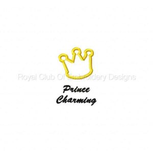 Royal Club Of Embroidery Designs - Machine Embroidery Patterns Baby Puff Set