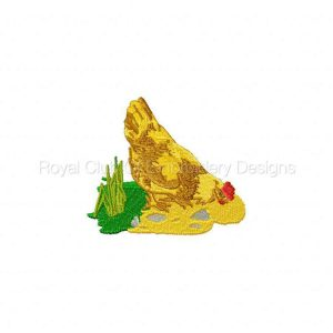 Royal Club Of Embroidery Designs - Machine Embroidery Patterns DD Back On The Farm Set