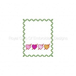 Royal Club Of Embroidery Designs - Machine Embroidery Patterns All Occasions Bag Toppers Set