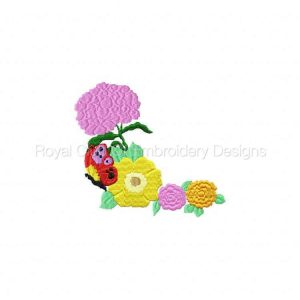 Royal Club Of Embroidery Designs - Machine Embroidery Patterns Beautiful Borders and Corners Set