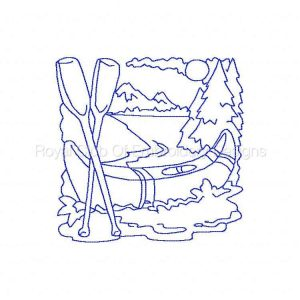 Royal Club Of Embroidery Designs - Machine Embroidery Patterns Canadian Blocks Set