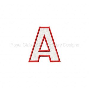 Royal Club Of Embroidery Designs - Machine Embroidery Patterns Canada Banner Set