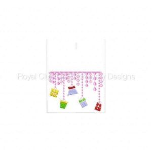 Royal Club Of Embroidery Designs - Machine Embroidery Patterns Candy Birthday Bags Set
