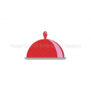 Royal Club Of Embroidery Designs - Machine Embroidery Patterns Chef Set