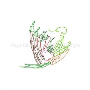 Royal Club Of Embroidery Designs - Machine Embroidery Patterns Chef Towels Set
