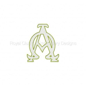 Royal Club Of Embroidery Designs - Machine Embroidery Patterns Chrismons Set