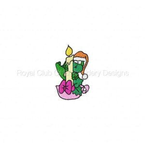 Royal Club Of Embroidery Designs - Machine Embroidery Patterns Christmas Extravaganza Set