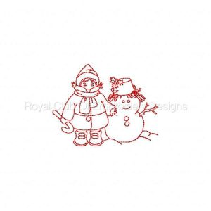 Royal Club Of Embroidery Designs - Machine Embroidery Patterns Christmas Mix Set