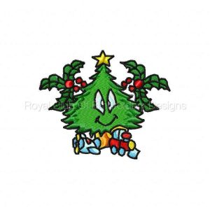Royal Club Of Embroidery Designs - Machine Embroidery Patterns Christmas Time Set