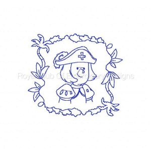 Royal Club Of Embroidery Designs - Machine Embroidery Patterns Columbus Day Quilt Blocks Set