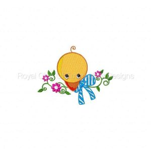 Royal Club Of Embroidery Designs - Machine Embroidery Patterns Country Friends Set