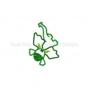 Royal Club Of Embroidery Designs - Machine Embroidery Patterns Cute Dragons Set