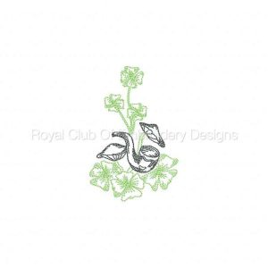 Royal Club Of Embroidery Designs - Machine Embroidery Patterns Colorwork St Patricks Day Set