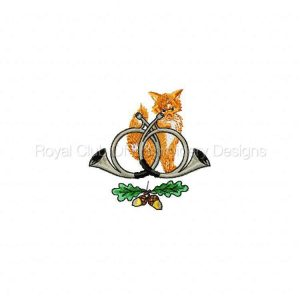 Royal Club Of Embroidery Designs - Machine Embroidery Patterns Dad Hunting Set