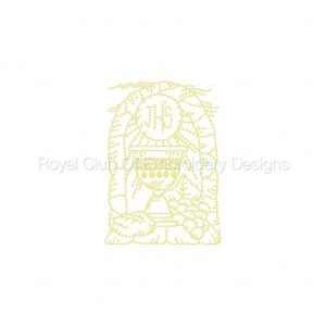 Royal Club Of Embroidery Designs - Machine Embroidery Patterns Daily Bread Set