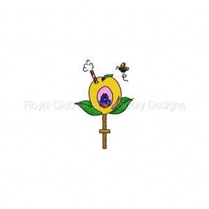 Royal Club Of Embroidery Designs - Machine Embroidery Patterns DD Birdhouses So Tweet Set
