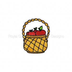 Royal Club Of Embroidery Designs - Machine Embroidery Patterns DD Breakfast Time Set