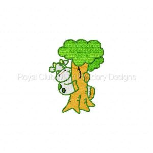 Royal Club Of Embroidery Designs - Machine Embroidery Patterns DD Cute Cows Set