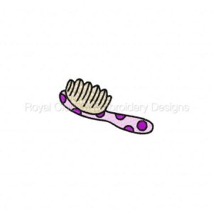 Royal Club Of Embroidery Designs - Machine Embroidery Patterns DD Just For Girls Set
