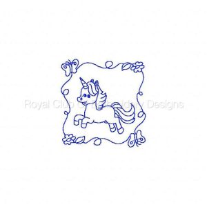 Royal Club Of Embroidery Designs - Machine Embroidery Patterns Fantasy Quilt Blocks Set
