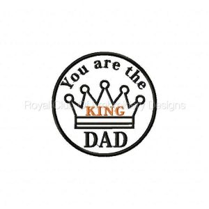 Royal Club Of Embroidery Designs - Machine Embroidery Patterns Fathers Day Set