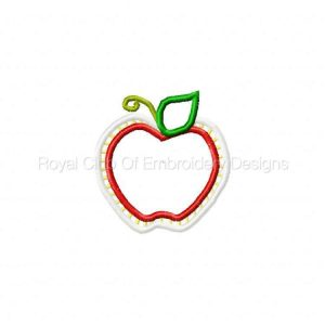 Royal Club Of Embroidery Designs - Machine Embroidery Patterns Fruit Applique Cutouts Set