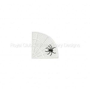 Royal Club Of Embroidery Designs - Machine Embroidery Patterns FSL Web Corners Set