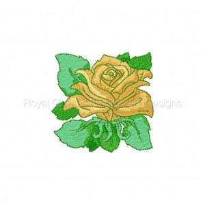 Royal Club Of Embroidery Designs - Machine Embroidery Patterns Glorious Roses Set