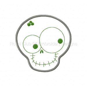 Royal Club Of Embroidery Designs - Machine Embroidery Patterns Happy Halloween Applique Set