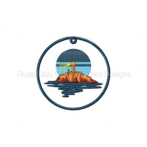 Royal Club Of Embroidery Designs - Machine Embroidery Patterns Horizon Landscapes Set
