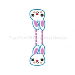 Royal Club Of Embroidery Designs - Machine Embroidery Patterns In The Hoop Key Chains and Fobs Set