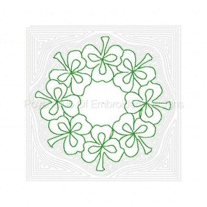 Royal Club Of Embroidery Designs - Machine Embroidery Patterns Luck O the Irish 2 Set