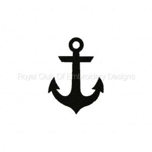 Royal Club Of Embroidery Designs - Machine Embroidery Patterns Nautical Theme Set