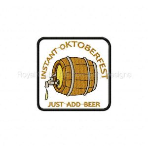 Royal Club Of Embroidery Designs - Machine Embroidery Patterns Oktoberfest Celebration Designs Set