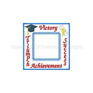 Royal Club Of Embroidery Designs - Machine Embroidery Patterns Photo Cubes Set