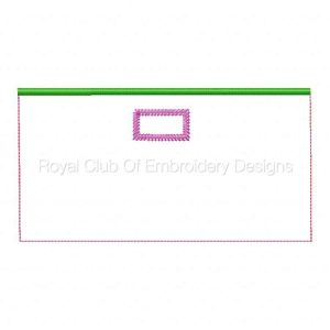 Royal Club Of Embroidery Designs - Machine Embroidery Patterns Quiet Book Set