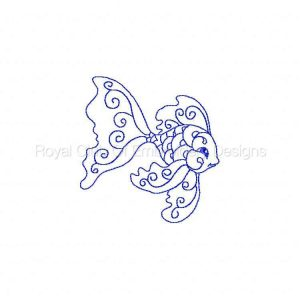 Royal Club Of Embroidery Designs - Machine Embroidery Patterns Quiet Ocean Set