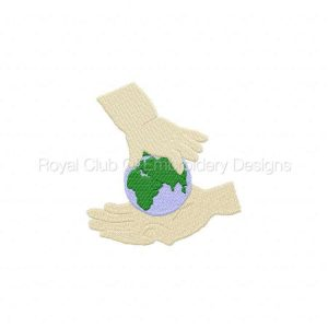 Royal Club Of Embroidery Designs - Machine Embroidery Patterns Recycling Set