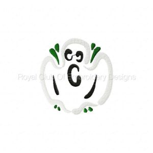 Royal Club Of Embroidery Designs - Machine Embroidery Patterns Spherical Halloween Set