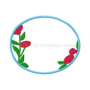 Royal Club Of Embroidery Designs - Machine Embroidery Patterns Spring Time Scenes Set