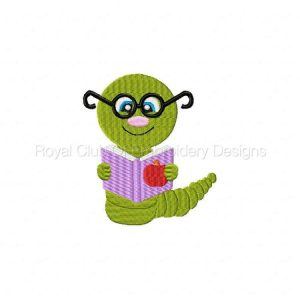 Royal Club Of Embroidery Designs - Machine Embroidery Patterns Summertime Bugs Set