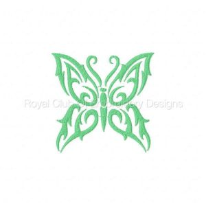 Royal Club Of Embroidery Designs - Machine Embroidery Patterns Tattoos in the Wild Set